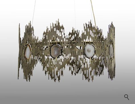 moderne Lampen http://www.bykoket.com/guilty-pleasures/lighting/vivre-chandelier.php
