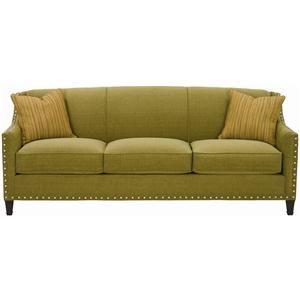 Tufted Sofa Rowe Rockford Traditional Upholstered Sofa
