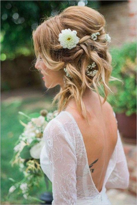 30 Elegant Outdoor Wedding Hairstyles Wedding Decorations 2019 Ideas Hochzeitsfrisuren Beste Hochzeitsfrisuren Brautfrisur