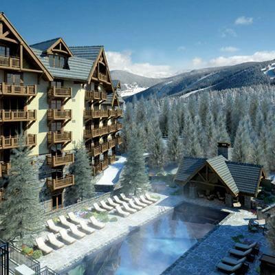 14 Honeymoon Resorts It S Snowing Vail Colorado And