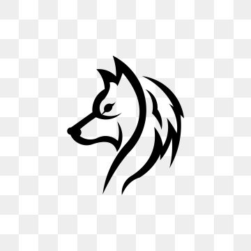 Wolf Bolt Emblem Mascot Head Silhouette Wolf Clipart Wolf Icons Head Icons Png And Vector With Transparent Background For Free Download Geometric Wolf Tattoo Wolf Tattoo Design Wolf Illustration