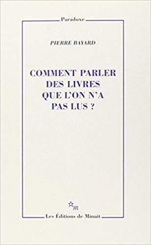 Telecharger Comment Parler Des Livres Que L On N A Pas Lus Pdf Livre En Ligne Cards Against Humanity Books Cards