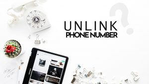 How Do I Unlink My Phone Number On Tiktok Phone Numbers Phone Numbers