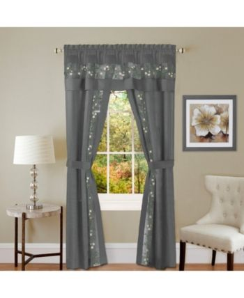 Achim Fairfield 5 Piece Window Curtain Set 55x84 Reviews