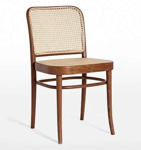 Ton 811 Caned Side Chair In 2020 Vintage Chairs Cane Dining Chairs Side Chairs