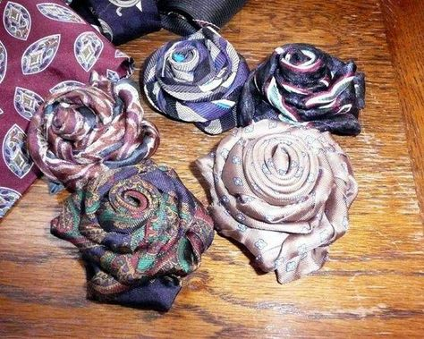 What to do with Dad's old ties! What to do with Dad's old ties! What to do with Dad's old ties!
