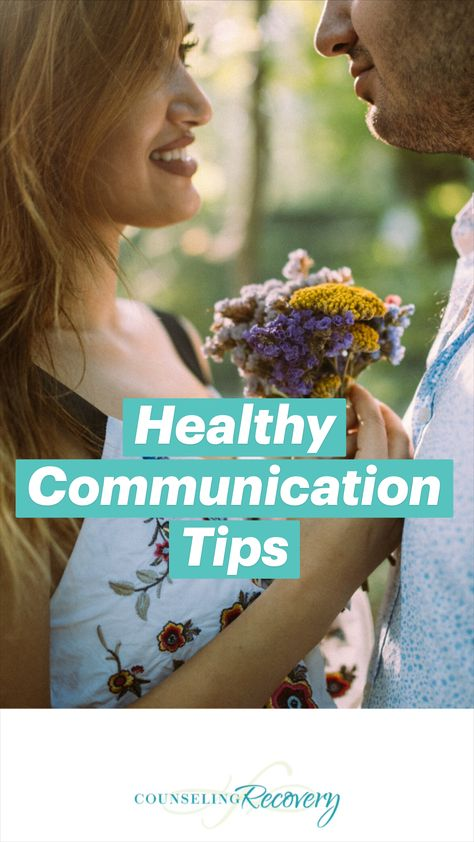 Healthy CommunicationTips