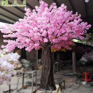 China Handmade Pink Japanese Cherry Blossom Tree Suppliers Manufacturers Factory Customize Artificial Cherry Blossom Tree Cherry Blossom Tree Blossom Trees