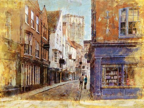Stonegate York Painting Living Room Art Artwork