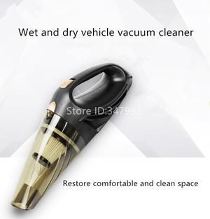 4800pa Strong Power Car Vacuum Cleaner Dc 12 Volt 120w Car Vacuum Cleaner Vacuum Cleaner Car Vacuum