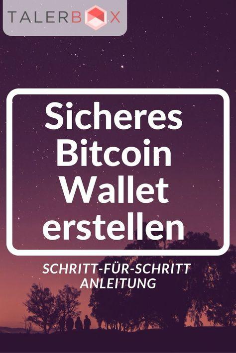 bitcoin sicher verwahren forex broker schweiz hebelwirkung