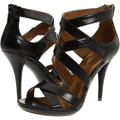 Michael Antonio Black Sandals, super comfy