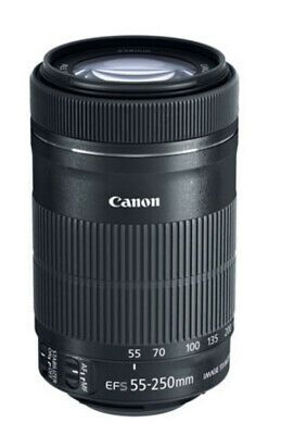 Canon Ef S 55 250mm F 4 5 6 Is Telephoto Zoom Lens Telephoto Zoom Lens Zoom Lens Canon