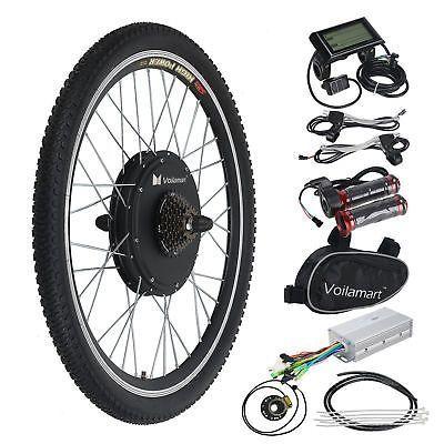 E-bike Conversion Kit 28/'/' Elektrofahrrad Umbausatz Hinterrad 36V 250 Watt motor