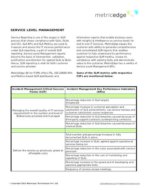 Service Review Report Template 7 Templates Example Templates Example Report Template Templates Report Design Template