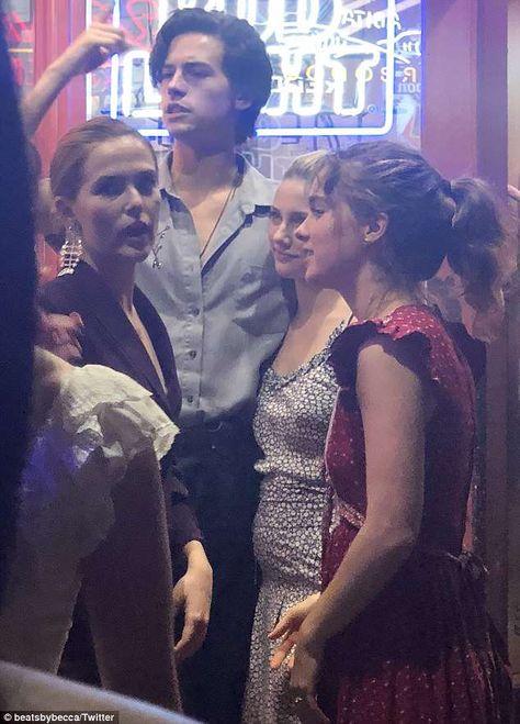 Riverdale's Lili Reinhart fires back at pregnancy rumors again