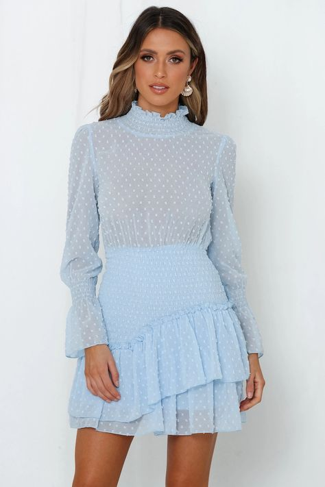 Don't Take It Personal Dress Blue - New | Hello Molly USA #hellomolly #bluedress #partydress #longsleevedress    Source by maryflorsg #Blue #blue dresses ideas #Dont #Dress #Personal