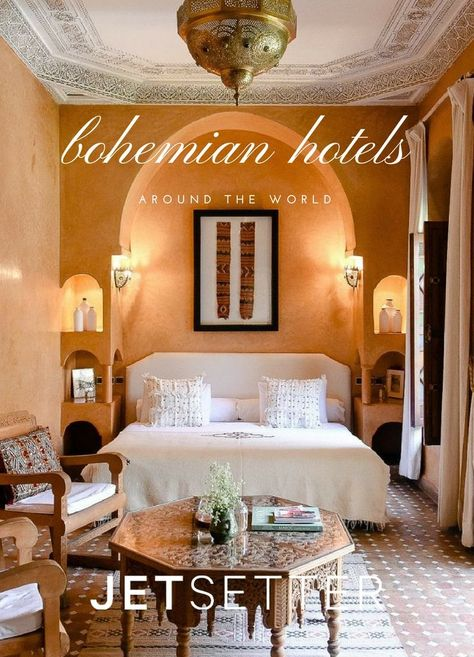 Artist, nomad, free-spirit, gypsy, wanderer – whichever moniker you identify with, you'll feel right at home at these globally-minded hotels that, at the very least, offer a one-of-a-kind stay in your destination of choice – and, at the most, an awakening of your creative spirit. JS correspondent Michelle Halpern shares her favorites.