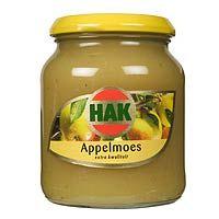 Dutch Apple Sauce from HAK #Holland #Netherlands