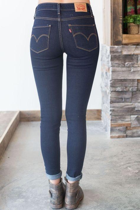 120 Ideas De Levis Ropa Moda Pantalones Levis