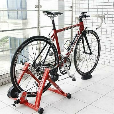 Sponsored Ebay Indoor Bike Trainer Stand Portable Exercise Bicycle Stand Riding Platform Red In 2020 Indoor Bike Trainer Bike Trainer Bike Training