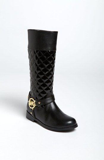 MICHAEL Michael Kors 'Emma' Quilted Boot available at