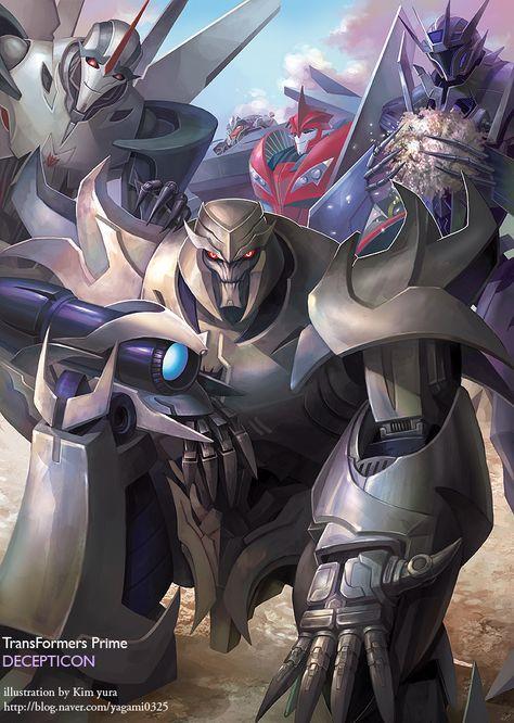 Transformers prime decepticon by GoddessMechanic on DeviantArt