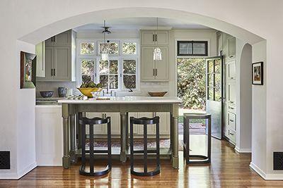Betsy Burnham Design Kitchen Remodel Luxe Interiors
