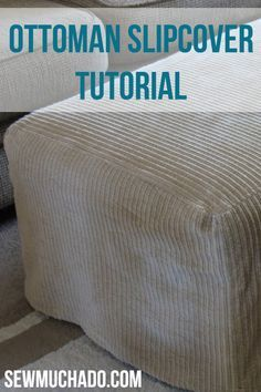 Ottomans ottoman slipcover ottomans and washer solutioingenieria Image collections