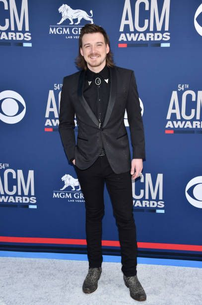 Las Vegas Nevada April 07 Morgan Wallen Attends The 54th Academy Of Country Music Awards At Mgm Hottest Guy Ever Country Music Awards Florida Georgia Line