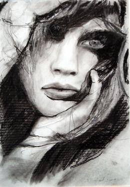 "Saatchi Art Artist Kristian Mumford; Drawing, ""Emotional Breakdown"" #art"