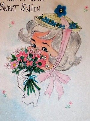 Pin On Vintage Retro Cutesy Images