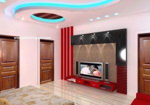 Faux Plafond Chambre Platre En A Coucher Newsindoco L Gant ...