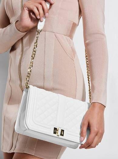 Talia Quilted Crossbody Guess Com Crossbody Leather Crossbody Crossbody Bag