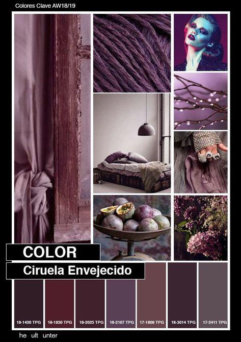 Tendencia Color Clave #FashionTrendsDesign