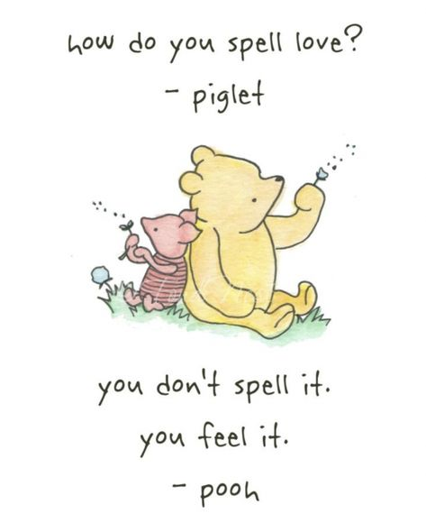 The best life advice Winnie the Pooh had for me as a child is even more helpful as a parent.
