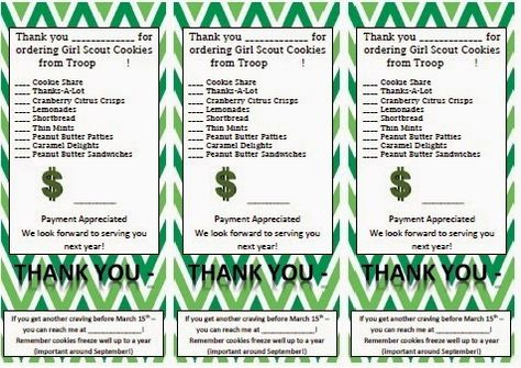 List Of Pinterest Thankyou Printable Free Kids Girl Scouts Pictures