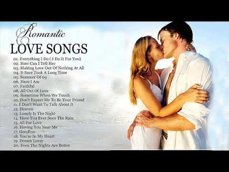 Baladas Romanticas Pop De Los 70 80 Y 90 En Ingles Del Recuerdos