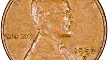1952 Wheat Penny Value Guide See How Much Your