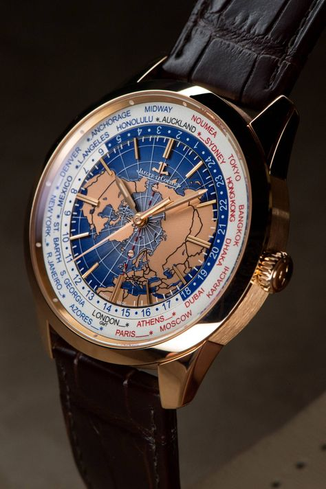 2732a579728 Jaeger-LeCoultre Geophysic Universal Time watch