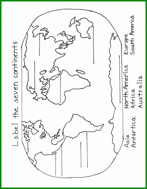 North America Countries Coloring Page Inspirational South America
