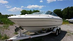 1991 Used N A Sea Ray 20 Overnighter Cuddy Cabin Power Boat For Sale In Ontario From Needham S Marine Boats For Sale Used Boat For Sale Boat