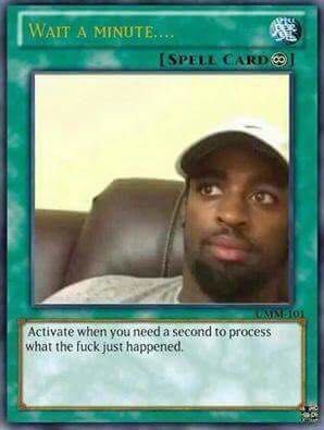 𝑮𝑹𝑬𝑬𝑵 𝑯𝑨𝑰𝑲𝒀𝑼𝑼 𝑿 𝑹𝑬𝑨𝑫𝑬𝑹 In 2021 Funny Yugioh Cards Pokemon Card Memes Stupid Memes