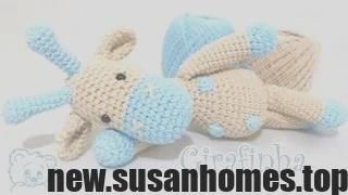 XL Miffy Amigurumi Crochet Kit - Stitch & Story USA | 180x320