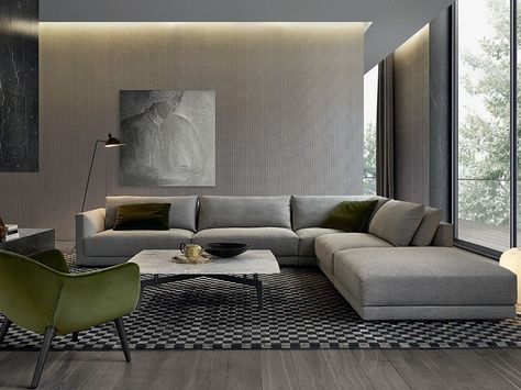 The Minotti Allen Sofa shafa Pinterest - design sofa moderne sitzmobel italien