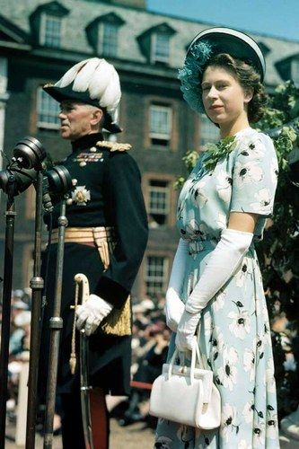 """Princess Elizabeth on the South African Royal Tour of 1947. On her 21st birthday on this trip she made her famous radio broadcast in which she pledged her """"whole life, whether it be long or short, to your service"""". Who would make such a speech today? And who could carry it through, as she has done?"""