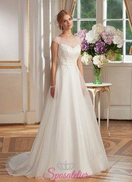Abito Da Sposa Online Tradizionale Ed Elegante Abiti Da Sposa Sposa Abiti