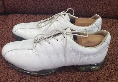 dbc2bd6663b Adidas Adipure Z golf shoes men s 9.5 M all white very well cared for.