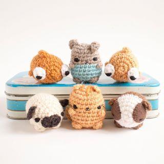Huggy Dolls 2: Amigurumi Crochet Patterns (Sayjai's Amigurumi ... | 320x320