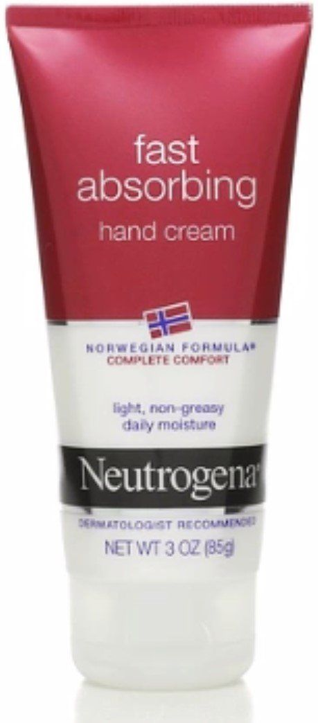 Neutrogena Norwegian Formula Fast Absorbing Hand Cream 3 oz 2 pk